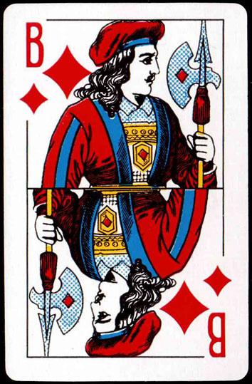 Trionfi Cards: D00092