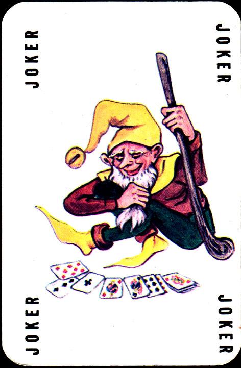 Trionfi Cards: D01410