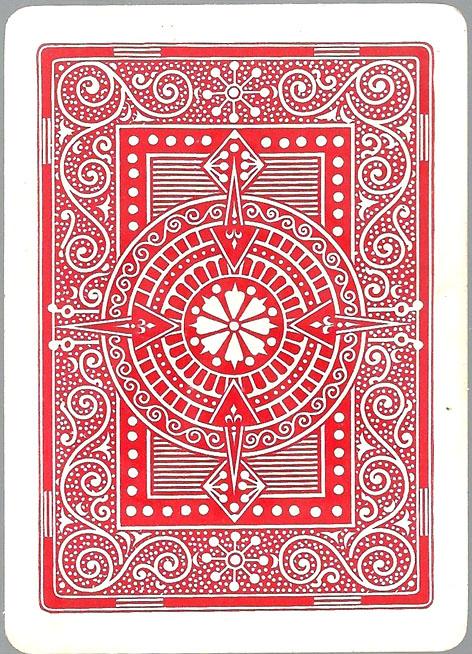 Trionfi Cards: D01961