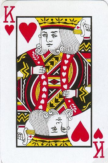 Trionfi Cards: D04232