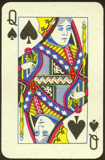 Trionfi Cards: D04070
