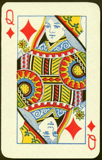 Trionfi Cards: D04066