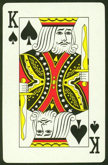 Trionfi Cards: D03235