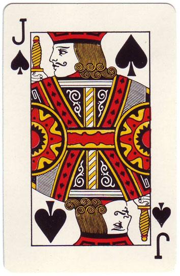 Trionfi Cards: D15126