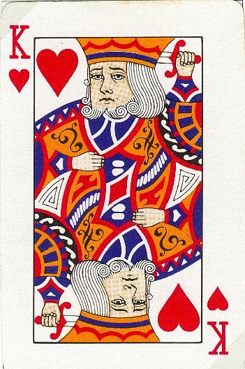 Trionfi Cards: D02489
