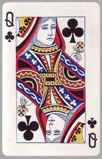 Trionfi Cards: D04717