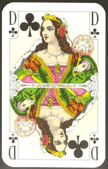 Trionfi Cards: D06673