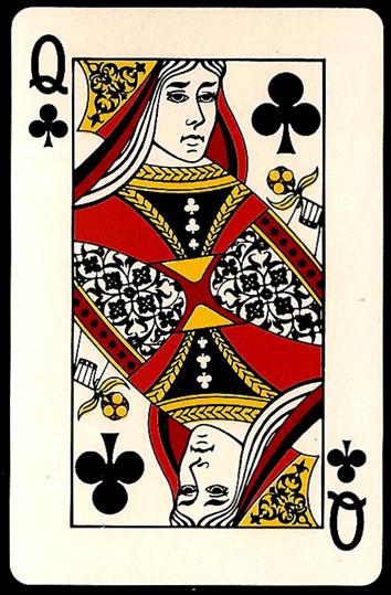 Trionfi Cards: D07849