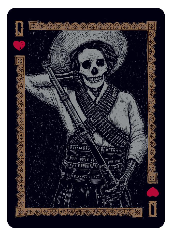Trionfi Cards: D14378