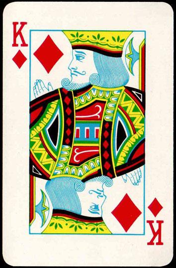 Trionfi Cards: D14714