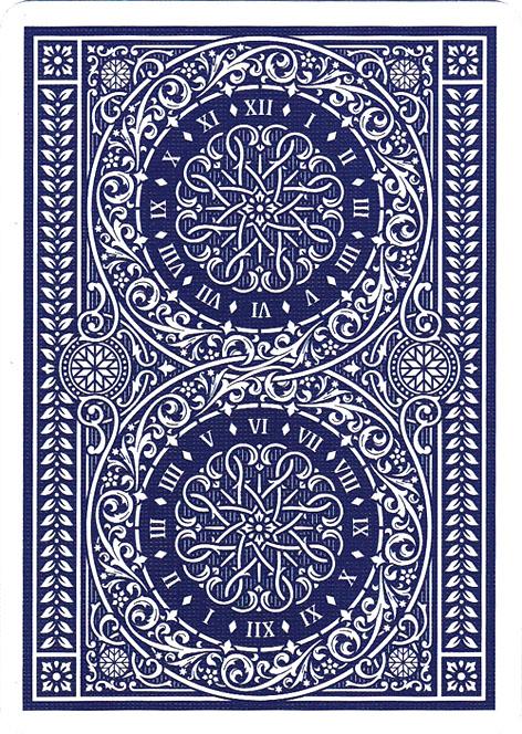 Trionfi Cards: D15504