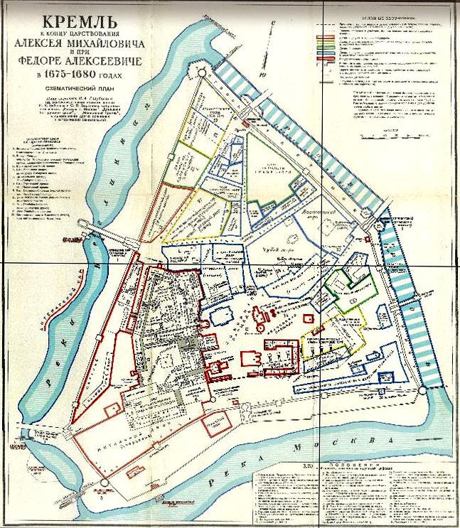 другой стороны, древние здания москвы на карте облегчить непростой