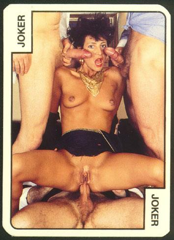 Порнографические игральные карты 62725 фотография